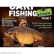 Fox Edges Karpfenangeln Vol 4 KOSTENLOSE DVD / Fischen