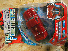 TRANSFORMERS MOVIE AUTOBOT SALVAGE JAZZ LONGARM BUMBLEBEE LANDMINE CAMSHAFT TFTM