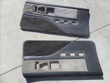 82 92 Camaro Z28 IROC Firebird Trans Am Interior Door Panels