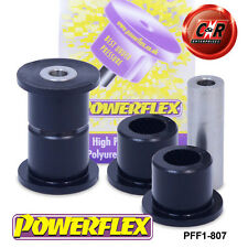 Alfa Romeo 147 00-10, 156 97-07, GT 03-10 Powerflex Fr Shock Lwr Bushes PFF1-807