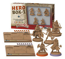 Zombicide: Black Plague - Hero Box #1 Set Expansion Survivor Minis ON HAND