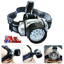 21 LED HEADLIGHT HEAD LAMP LIGHT TORCH CAMPING FLASHLIGHT SUPER BRIGHT LED TORCH