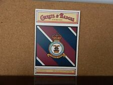 Royal Air force Station Burtonwood Crests & Badges of the armed services