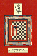 Pieces from my Heart - Check Mate Pattern - a Charming Jelly FREE US SHIPPING
