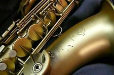Selmer Tenor Sax Vintage Finish Reference 54 Mod 74 DEMO MODEL