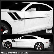 Chevrolet Camaro 2014 2015 Hash Speed Side Stripes Decals 2010 2011 2012 2013