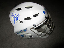 JAKE ALLEN & BRIAN ELLIOTT St. Louis Blues SIGNED Autographed Goalie Mask w/ COA