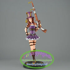 LOL League of Legends Figure Sheriff of Piltover Caitlyn 23cm PVC New no box