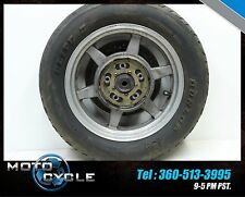 HONDA GOLDWING GL1500 GL 1500 INTERSTATE REAR WHEEL RIM ROTOR 91 H37