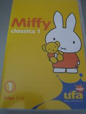 VHS Video Kassetten Kinderfilm Miffy Classics 1, Kids ufa