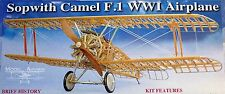 Model Airways 1/16 scale Sopwith Camel (museum quality kit)