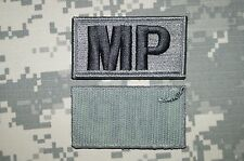 VELCRO ® Military Patch US Army MP Military Police ACU Authentic Perfect Cond
