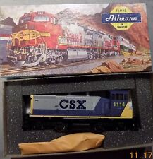 Athearn Locomotive SW 1500 Powered CSX 3937 Made in USA