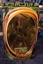 LOTR- ARAGORN- TOYBIZ- ACTION FIGURE- THE HOBBIT- FELLOWSHIP OF THE RING