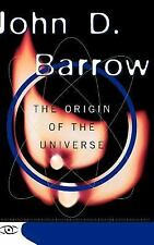 The Origin of the Universe (Science Masters Series)-ExLibrary