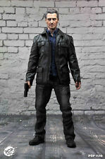 1:6 POPTOYS Taken Liam Neeson Bryan Mills Rescuer Set Collectible Figure Model