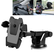 Universal Car 360° Windshield Dashboard Sucker Mount Holder Stand For Phone GPS