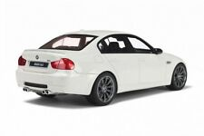 PRE ORDER GT Spirit GT053 BMW E90 M3 Saloon White 1/18 Limited Edition
