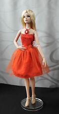 """Lady in red handmade outfit for Tonner doll Cami Antoinette Body 16"""" (clothing)"""