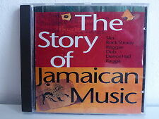 CD ALBUM The story of jamaican music 524023 2 MILLIE / SKALATITES / JAMAICANS
