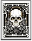 QUEENS OF THE STONE AGE & NINE INCH NAILS Sydney 2014 Screenprint! #Hydro74