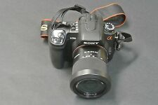 Sony Alpha DSLR-A350 CAMARA BODY WITH DT 18-70mm F3.5-5.6 ZOOM LENS