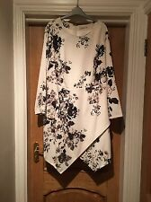Womens Long Sleeve Floral Dress Size 24