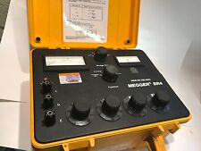 MEGGER BR4 250V HAND CRANK INSULATION TESTER AND BRIDGE                 ad2#1