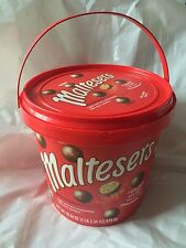 Maltesers Chocolate Candies Malt Balls Tub Bucket 519g (18 oz) Mars Brand