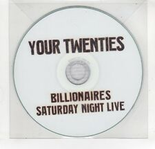 (GN953) Your Twenties, Billionaires - 2009 DJ CD