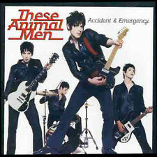 THESE ANIMAL MEN-ACCIDENT & EMERGENCY (ASIA)  CD NEW