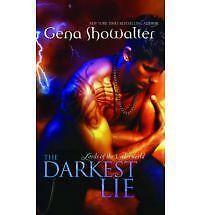 The Darkest Lie by Gena Showalter (Paperback, 2010)