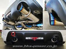 HKS hi-power muffler spec-l (ti-tips) Toyota 86 / SUBARU BRZ 32016-bt001