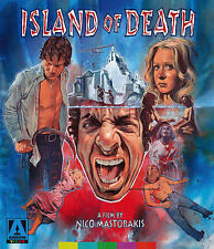 Island Of Death Blu-ray BRAND NEW & unopened. Arrow Video. Combine shipping