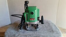 """HITACHI M12V 1/2"""" 3 1/4 HP PLUNGE ROUTER Variable Speed 15A"""