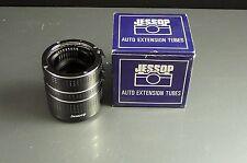 Jessop Minolta AF (manual focus) SLR Auto Extension Tubes