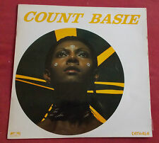 COUNT BASIE  LP ORIG FR 60'S CATHALA