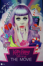 KATY PERRY PART OF ME 3D CONCERT MOVIE 2012 Original AMC Mini Movie Poster