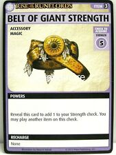 Pathfinder Adventure Card Game - 1x Belt of Giant Strength - The Hook Mountain
