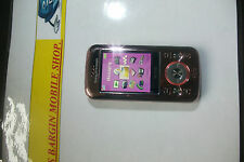 Sony Ericsson Walkman W395 - Pink (Orange) Mobile Phone