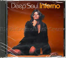 """Deep Soul Inferno"": A Tim Brown Compilation by Various Artists -SEALED Long OOP"
