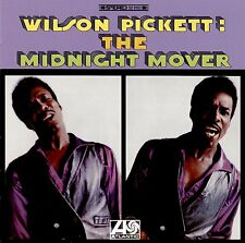 The Midnight Mover [Audio CD] Wilson Pickett …