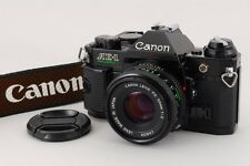 Exc+++++ Canon AE-1 Program 35mm SLR Camera w/FD 50mm F2 Strap from Japan a460