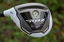 TAYLORMADE RBZ 3 RESCUE HYBRID GRAPHITE REGULAR FLEX LEFT HANDED