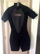 O'NEILL wetsuit   2mm Spring suit   Style #3455...Women's US 6