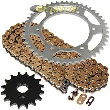 Golden O-Ring Drive Chain & Sprocket Kit Fits BMW F650GS F650 GS 1999-2007