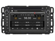 New!Auto DVD GPS Navigation Radio for GMC Sierra Chevrolet Buick Saturn A2DP BT