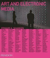 ART AND ELECTRONIC MEDIA - NEW PAPERBACK BOOK