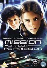 MISSION WITHOUT PERMISSION - DVD - REGION 2 UK