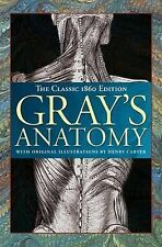 Gray's Anatomy: The Classic 1860 Edition,Henry Gray,New Book mon0000067010